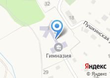 Компания «Тарасовка» на карте