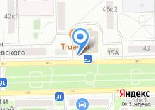Компания «Вечерняя Москва» на карте
