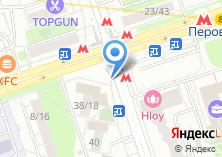 Компания «Станция Перово» на карте