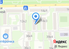 Компания «Октопус СМС» на карте