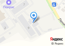 Компания «Новые технологии и дизайн» на карте