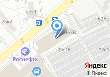 Компания «Lanamedia» на карте