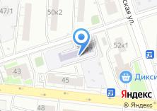 Компания «Детский сад №1518» на карте