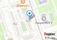 Компания «Нотариус Миракина О.Ю» на карте