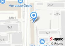 Компания «Империал Сервис» на карте