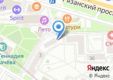 Компания «Нотариус Никифоров В.Н» на карте