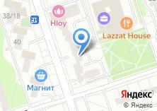 Компания «23-й отряд ФПС по г. Москве» на карте