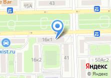 Компания «Наливайка» на карте