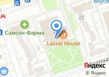 Компания «Московский Дом» на карте