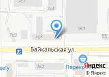Компания «Русцветмет» на карте