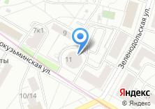 Компания «Адвокатский кабинет Тельпякова О.В.» на карте