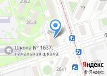 Компания «Натурпродукт» на карте