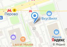 Компания «Дискокрас» на карте