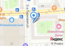 Компания «Адвокат Шестаков М.А.» на карте