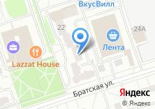 Компания «Playin» на карте