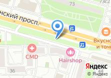 Компания «Магазин парфюмерии на Рязанском проспекте» на карте