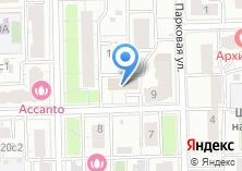 """Компания «""""СтройНефтеГаз» на карте"""