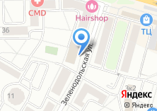 Компания «Капитал Сервис» на карте