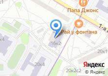 Компания «Магазин штор» на карте