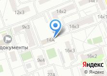 Компания «Институт театрального искусства им. П.М. Ершова» на карте
