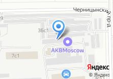 Компания «Торгмакс» на карте