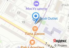 Компания «Медикал-Сити М» на карте