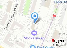Компания «Мос-Септик» на карте