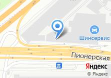 Компания «Золотой Прайд сеть ювелирных салонов» на карте