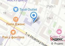 Компания «Средняя общеобразовательная школа №776» на карте