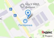 Компания «Химчистка на Главной» на карте