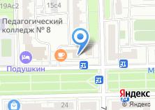 Компания «ОДС Инженерная служба района Измайлово» на карте