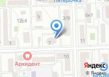 Компания «Застава святого Ильи Муромца» на карте