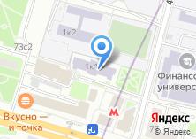 Компания «Московский центр социальной адаптации государственных служащих уволенных с военной службы из правоохранительных органов» на карте