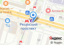 Компания «Axess mobile» на карте
