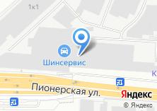 Компания «Мостехника» на карте