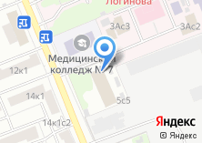 Компания «НДВ-недвижимость для Вас» на карте