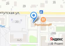 Компания «Солнечный городок» на карте
