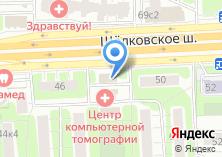 Компания «Почтовое отделение №105215» на карте