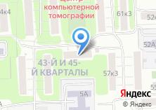 Компания «Эконом-парикмахерская на Парковой 9-ой» на карте