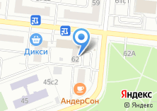 Компания «Интехбыт» на карте