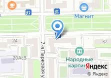 Компания «Olyans» на карте