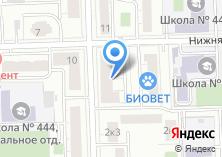Компания «Московская Федерация футбола» на карте