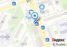 Компания «Стилист Элла Рожкова» на карте