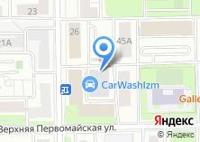 Компания «MYStORE1» на карте