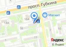 Компания «Фэшн» на карте