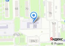 Компания «Детский сад №2155» на карте