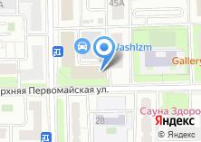 Компания «Электроавтомат» на карте
