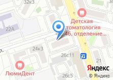 Компания «ДЕЗ района Перово» на карте