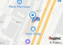 Компания «ФОРМДЕКО» на карте