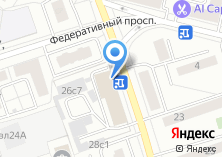 Компания «Все о купе» на карте
